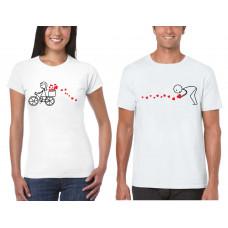 """""""Hearts"""" t-kreklu komplekts"""