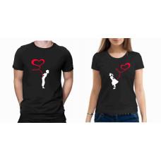 """""""Love"""" t-kreklu komplekts"""
