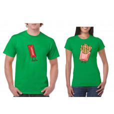 """""""Fries and catchup"""" t-kreklu komplekts"""
