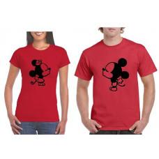 """""""Mickey and Minnie"""" t-kreklu komplekts"""