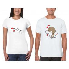 """Suns un kauliņš"" t-kreklu komplekts"