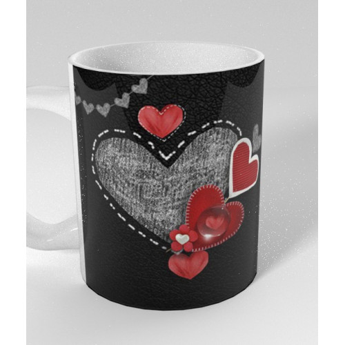 """Be Mine Valentine"" Krūze"