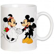 """Krūze """"Mikijs un Minnija"""""""