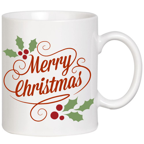 """Merry Christmas'' Krūze"
