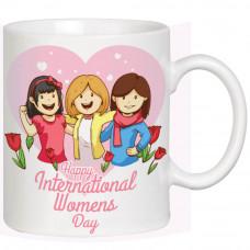 """Krūze """"Happy International Womens Day"""""""