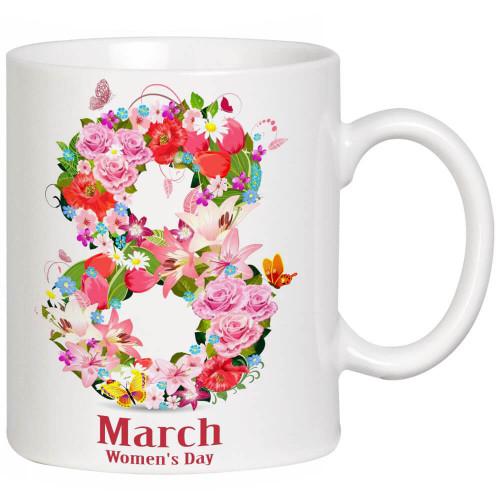 """8 march""   Кружка"