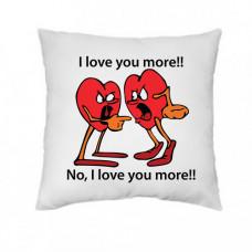 """Spilvens """"I love You more!"""""""