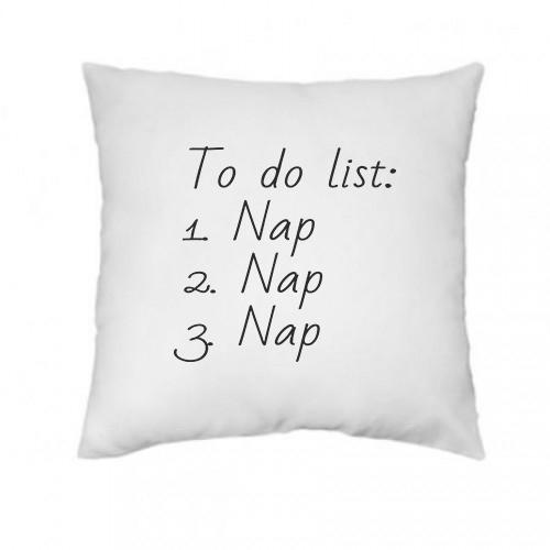 ''To do list'' Подушка
