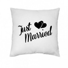 """Spilvens """"Just married"""""""