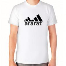 """""""ararat"""" T-krekls vīriešu ar termoapdruku"""