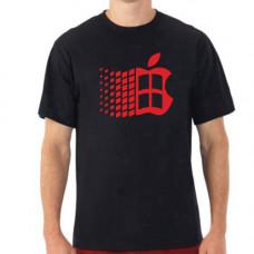 """""""Applewin"""" T-krekls vīriešu ar termoapdruku"""