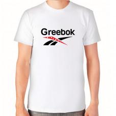 """""""Greebok"""" T-krekls vīriešu ar termoapdruku"""