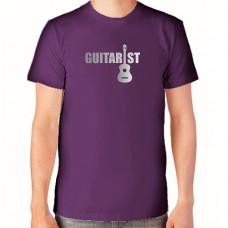 """""""Guitarist"""" T-krekls vīriešu ar termoapdruku"""