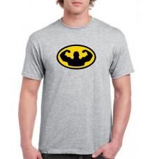 """""""Bodybuilding"""" T-krekls vīriešu ar termoapdruku"""