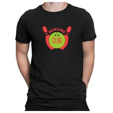 """""""Bowling club"""" T-krekls vīriešu ar termoapdruku"""