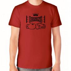 """Boxing"" T-krekls vīriešu ar termoapdruku"