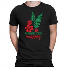 """""""Papardes zieda"""" T-krekls vīriešu ar termoapdruku"""