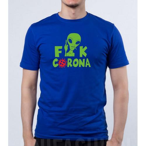 """""""F..k corona""""   Футболка мужская"""