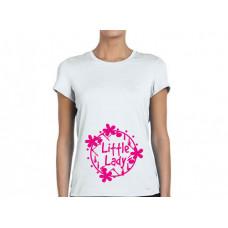 """Little Lady"" sieviešu T-krekls"