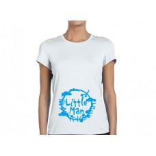 """""""Little Man"""" sieviešu T-krekls"""