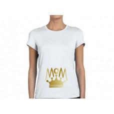 """""""Mom"""" sieviešu T-krekls"""