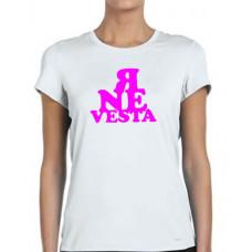 """""""Я Ne Vesta"""" sieviešu T-krekls"""