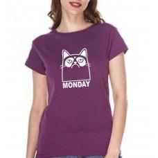 """""""Monday"""" sieviešu T-krekls"""