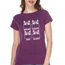 """""""Garastāvoklis"""" sieviešu T-krekls"""