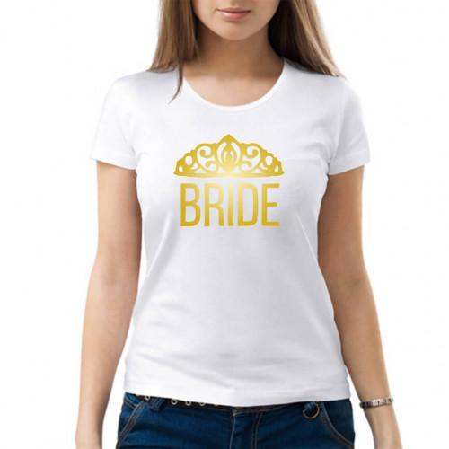 """Bride 2"" Футболка женская"