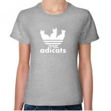 """""""Adicats"""" sieviešu T-krekls"""