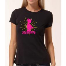 """""""Fitness Club"""" sieviešu T-krekls"""
