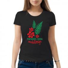 """""""Papardes zieda meklētāja"""" sieviešu T-krekls"""