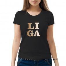 """""""Līga"""" sieviešu T-krekls"""