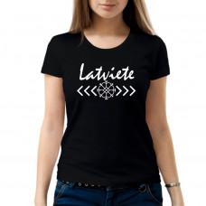 """""""Latviete"""" sieviešu T-krekls"""