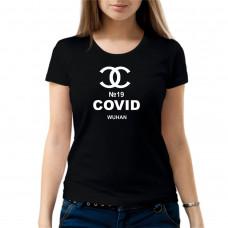 """""""Covid"""" sieviešu T-krekls"""