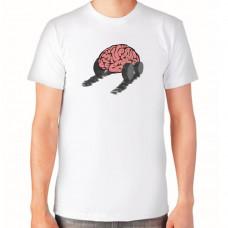 """""""Brain"""" T-krekls vīriešu ar sublimācijas apdruku"""