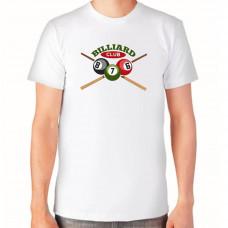 """""""Billiard Club"""" T-krekls vīriešu ar sublimācijas apdruku"""