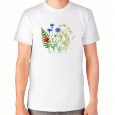 """""""Līgo"""" T-krekls vīriešu ar sublimācijas apdruku"""