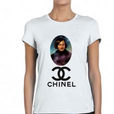 """""""Chinel"""" sieviešu T-krekls ar sublimācija apdruku"""