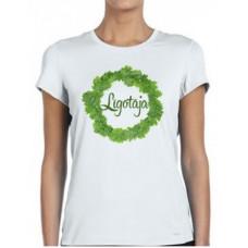 """""""Līgotāja"""" sieviešu T-krekls ar sublimācija apdruku"""