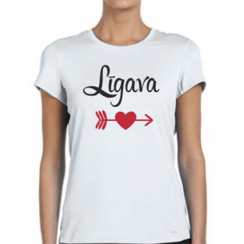 """Līgava""  футболка женская"