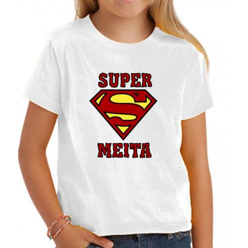 """Super Meita"" Футболка детская"
