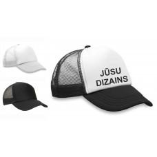 Cepure TRUCKER CAP ar apdruku