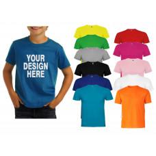 T-krekls bērnu ar termoapdruku