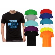 T-krekls vīriešu ar termoapdruku